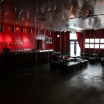 Red Room - The Mark - Event Planning - red room w/ balloons