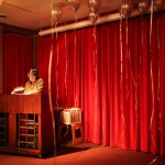 Red Room - The Mark - Event Planning - red room event dj spinning