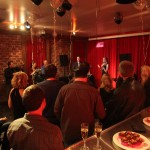 Red Room - The Mark - Event Planning - red room xmass party