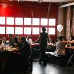 Red Room - The Mark - Event Planning - red room dinner party