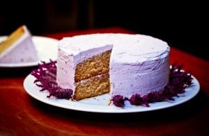 lavender/vanilla cream