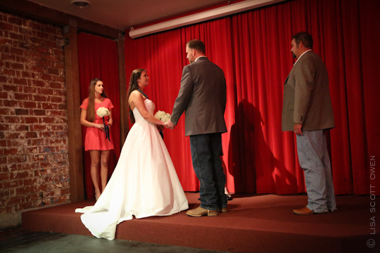 wedding, the red rm., the mark, olympia